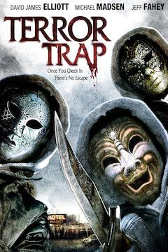 Terror Trap movie poster.