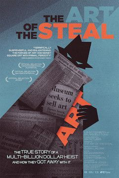The Art of the Steal movie poster.
