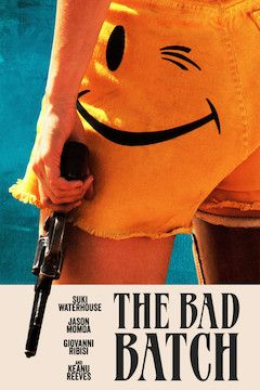 Poster for the movie The Bad Batch