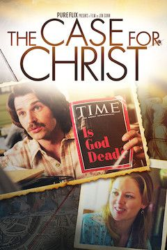 Poster for the movie The Case for Christ