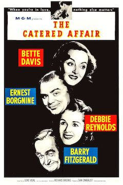 The Catered Affair movie poster.