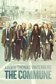 The Commune movie poster.