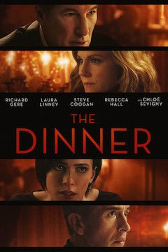 The Dinner movie poster.