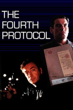 The Fourth Protocol movie poster.