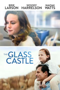 Poster for the movie The Glass Castle