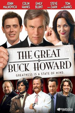 The Great Buck Howard movie poster.