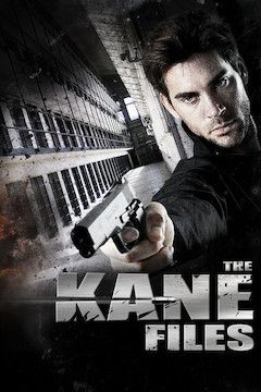The Kane Files movie poster.