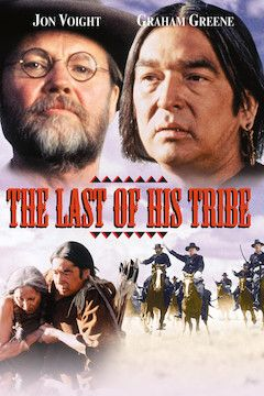 The Last of His Tribe movie poster.