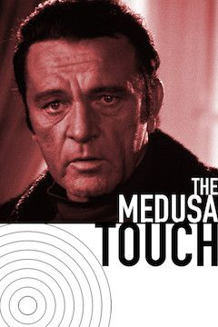 The Medusa Touch movie poster.