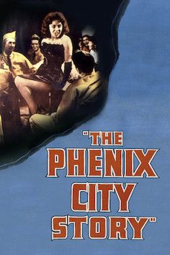 Poster for the movie The Phenix City Story