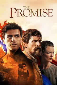 The Promise movie poster.