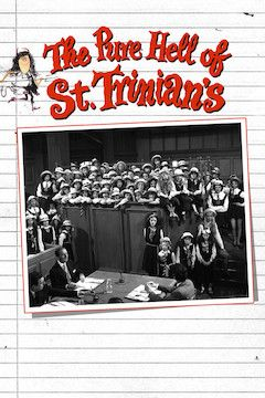 The Pure Hell of St. Trinian's movie poster.