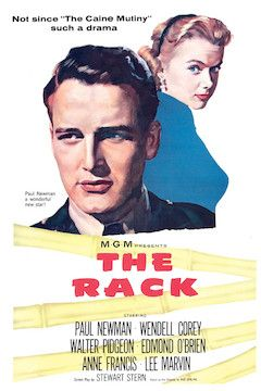 The Rack movie poster.