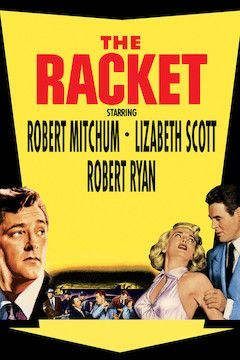 The Racket movie poster.