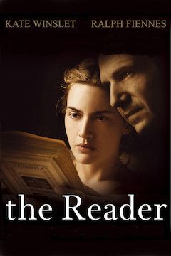 The Reader movie poster.