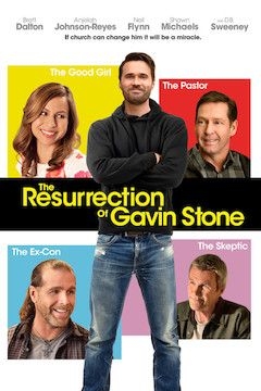 The Resurrection of Gavin Stone movie poster.