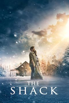 Poster for the movie The Shack