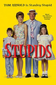 The Stupids movie poster.