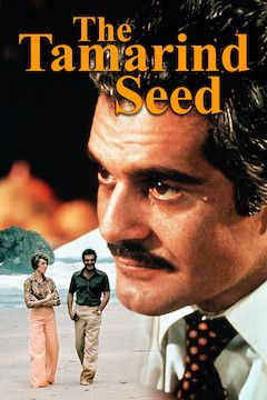 The Tamarind Seed movie poster.