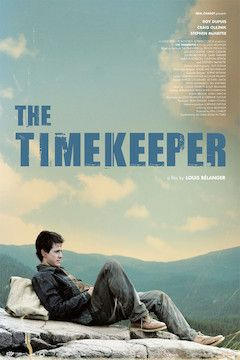 The Timekeeper movie poster.