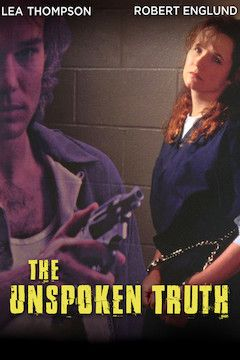 The Unspoken Truth movie poster.