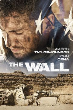 The Wall movie poster.