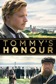Tommy's Honour movie poster.