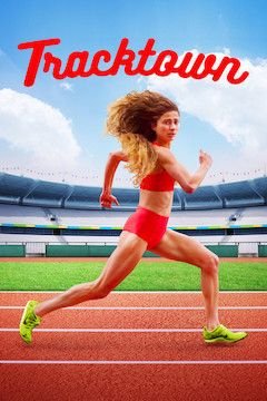 Tracktown movie poster.