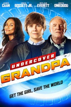 Undercover Grandpa movie poster.