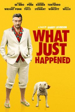 What Just Happened movie poster.