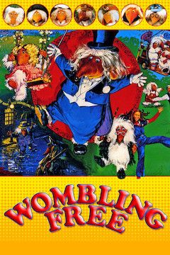 Wombling Free movie poster.