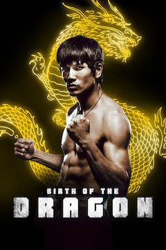 Birth of the Dragon movie poster.