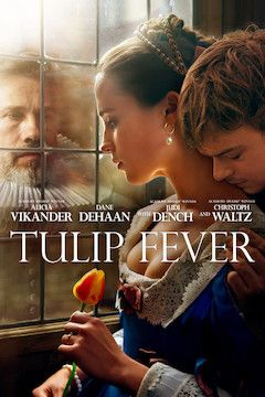 Tulip Fever movie poster.