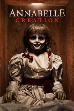 Annabelle: Creation movie poster.