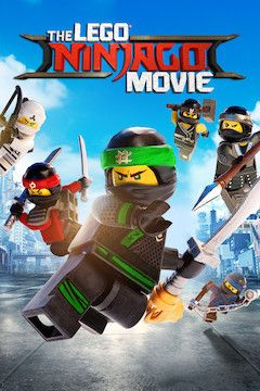 The LEGO Ninjago Movie movie poster.
