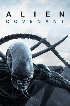 Alien: Covenant movie poster.
