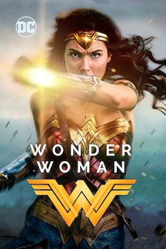 Poster for the movie Wonder Woman