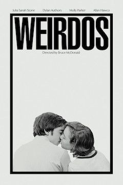 Weirdos movie poster.
