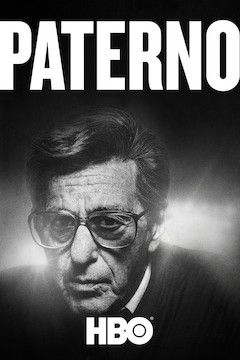 Poster for the movie Paterno