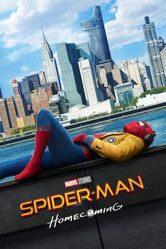 Spider-Man: Homecoming movie poster.