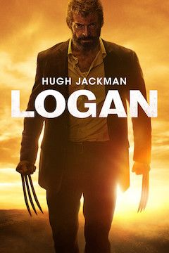 Logan movie poster.