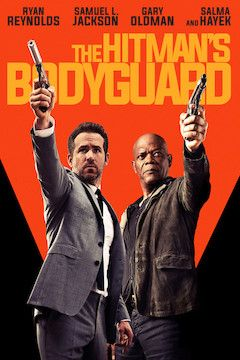 The Hitman's Bodyguard movie poster.