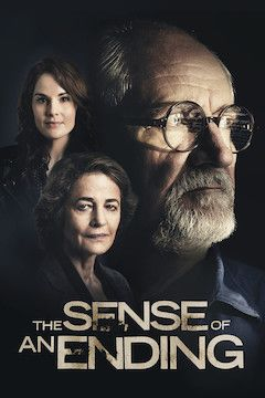 The Sense of an Ending movie poster.