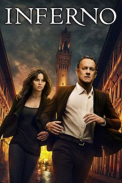 Inferno movie poster.