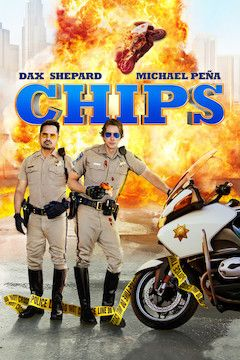 CHIPS movie poster.