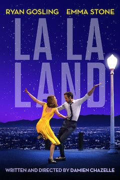 La La Land movie poster.