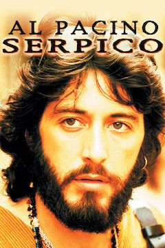Poster for the movie Serpico