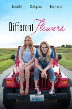 Different Flowers movie poster.