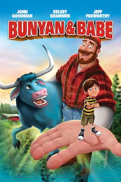 Bunyan and Babe movie poster.