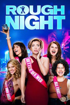 Rough Night movie poster.